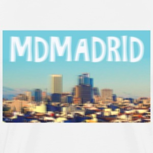 MDMADRID Tee - Men's Premium T-Shirt