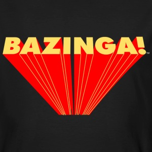 The Big Bang Theory Bazinga Herr T-Shirt - Ekologisk T-shirt herr