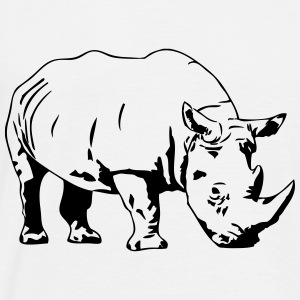 Rhino T-Shirts - Men's T-Shirt