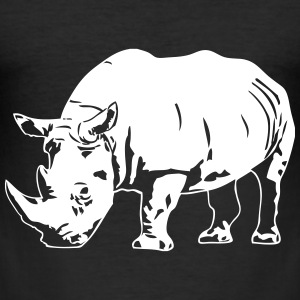 Rhino T-shirts - slim fit T-shirt