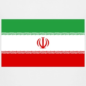 Nationalflagge von Iran T-Shirts - Teenager Premium T-Shirt
