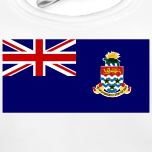 National flag of the Cayman Islands Accessories - Baby Organic Bib