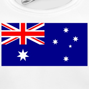 National flag of Australia Accessories - Baby Organic Bib