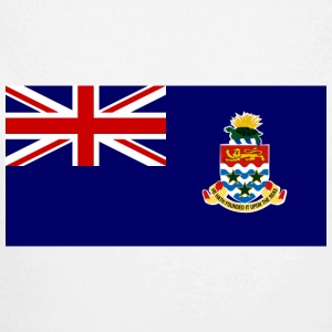 National flag of the Cayman Islands Baby Bodysuits - Longlseeve Baby Bodysuit
