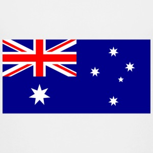 Nationalflagge von Australien T-Shirts - Teenager Premium T-Shirt