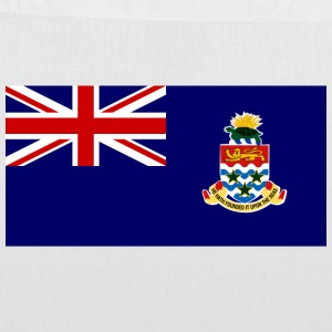 National flag of the Cayman Islands Bags & Backpacks - Tote Bag