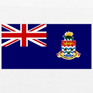National flag of the Cayman Islands Bags & Backpacks - EarthPositive Tote Bag