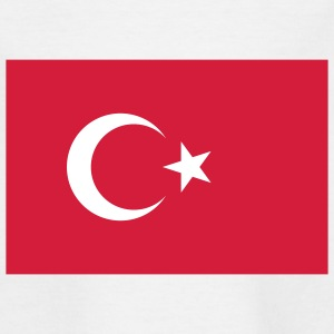Nationale Vlag van Turkije Shirts - Teenager T-shirt