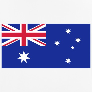 National flag of Australia T-Shirts - Men's Breathable T-Shirt