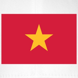 National Flag of Vietnam Caps & Hats - Flexfit Baseball Cap