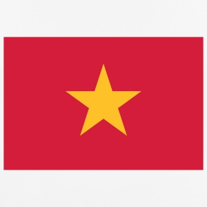 National Flag of Vietnam T-Shirts - Men's Breathable T-Shirt