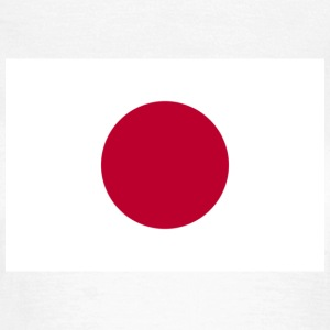 National Flag of Japan T-Shirts - Women's T-Shirt