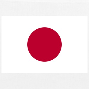 National Flag of Japan Vesker & ryggsekker - Bio-stoffveske