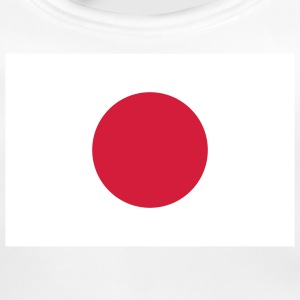 National Flag of Japan Accessories - Baby Organic Bib