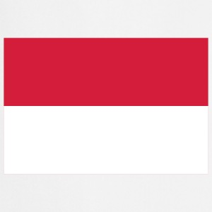 Nationale vlag van Indonesië Kookschorten - Keukenschort