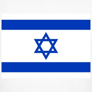Nationale flag Israel T-shirts - Organic mænd