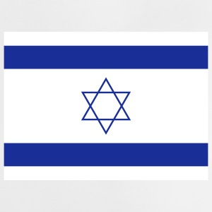 Nationale flag Israel T-shirts - Baby T-shirt