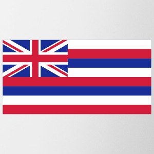 National Flag of Hawaii Kopper & tilbehør - Kopp