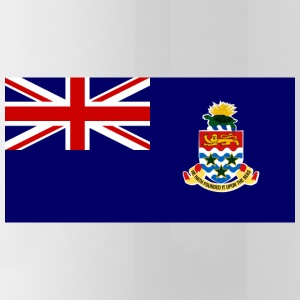 National flag of the Cayman Islands Mugs & Drinkware - Water Bottle