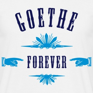 Goethe_forever - Men's T-Shirt