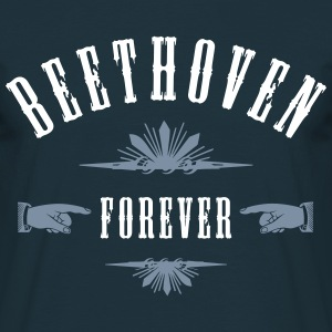 Beethoven_forever - Men's T-Shirt