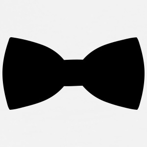 Bow-Tie T-Shirts - Men's Premium T-Shirt