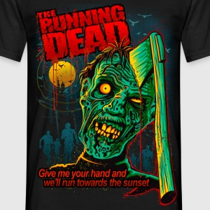 THE RUNNING DEAD - Men's T-Shirt