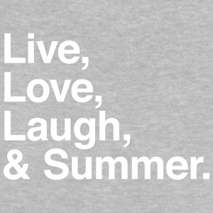 Live Love Laugh and Summer Shirts - Baby T-Shirt