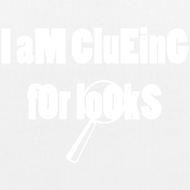 Clueing for looks - Beutel