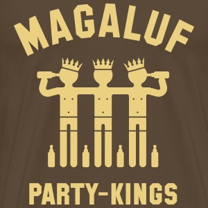 Magaluf Party-Kings (Party Holiday) T-Shirts - Men's Premium T-Shirt