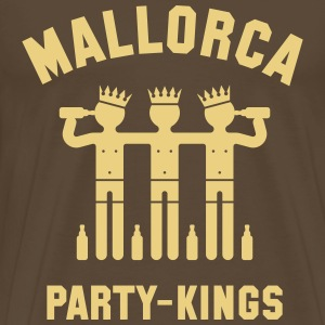 Mallorca Party-Kings (Party Holiday) T-Shirts - Men's Premium T-Shirt