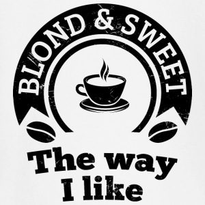 Blonde and sweet coffee 2 dd Long Sleeve Shirts - Baby Long Sleeve T-Shirt