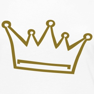 crown, princess, prince Long Sleeve Shirts - Women's Premium Longsleeve Shirt
