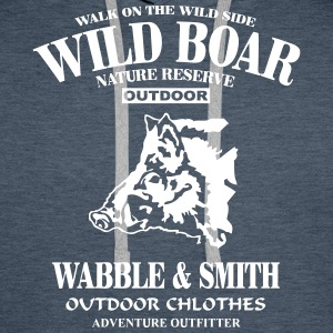 Wild Boar Sweat-shirts - Sweat-shirt à capuche Premium pour hommes