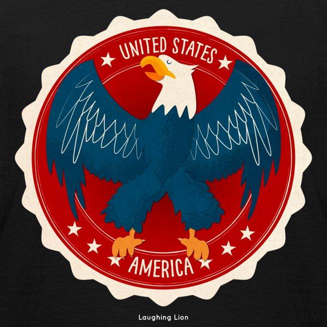 USA Eagle Kids T