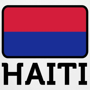 National Flag of Haiti Baby Bodysuits - Longlseeve Baby Bodysuit