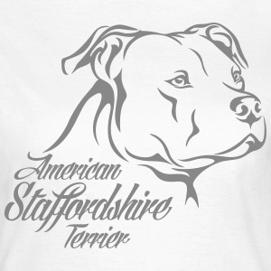 American Staffordshire Terrier Shirt - Frauen T-Shirt