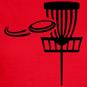 Disc golf T-Shirts - Frauen T-Shirt
