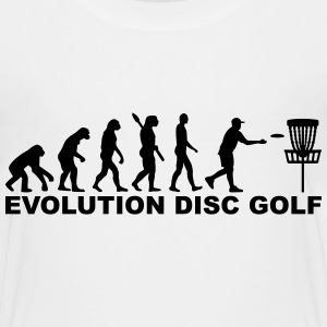 Evolution Disc golf T-Shirts - Kinder Premium T-Shirt