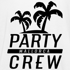 Party Crew Mallorca Tops - Frauen Tank Top von Bella