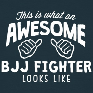 awesome bjj fighter looks like - Men's T-Shirt