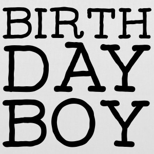 Birthday Boy Bags & Backpacks - Tote Bag