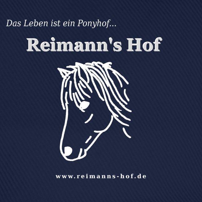 Base-Cap Reimann's Hof 'Ponykopf'