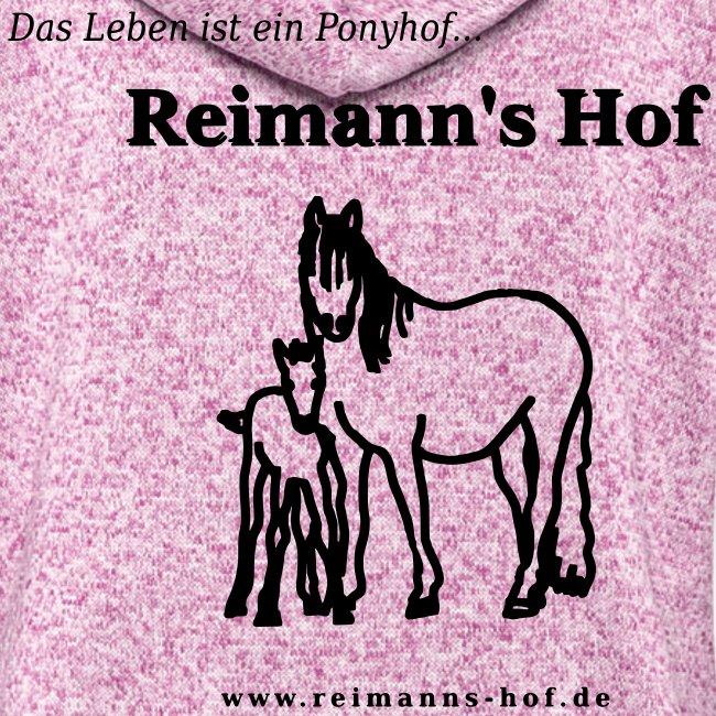 Fleece Jacke Reimann's Hof 'Stute mit Fohlen'