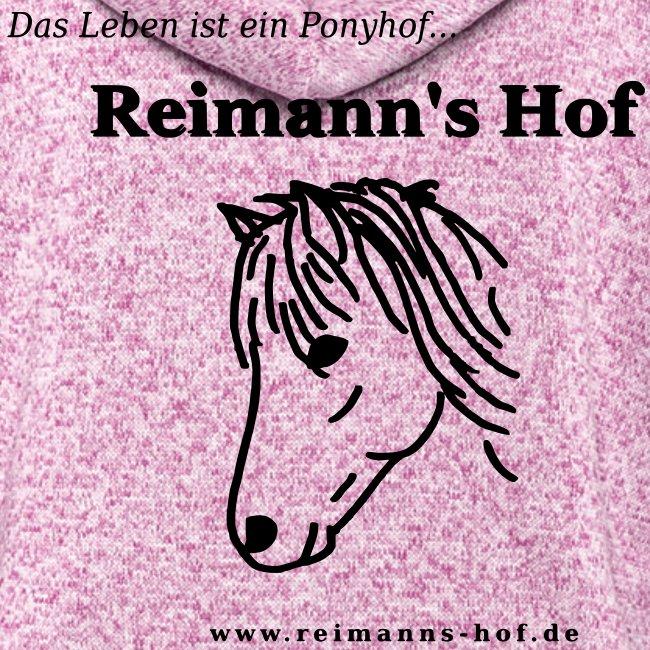 Fleece Jacke Reimann's Hof 'Ponykopf'