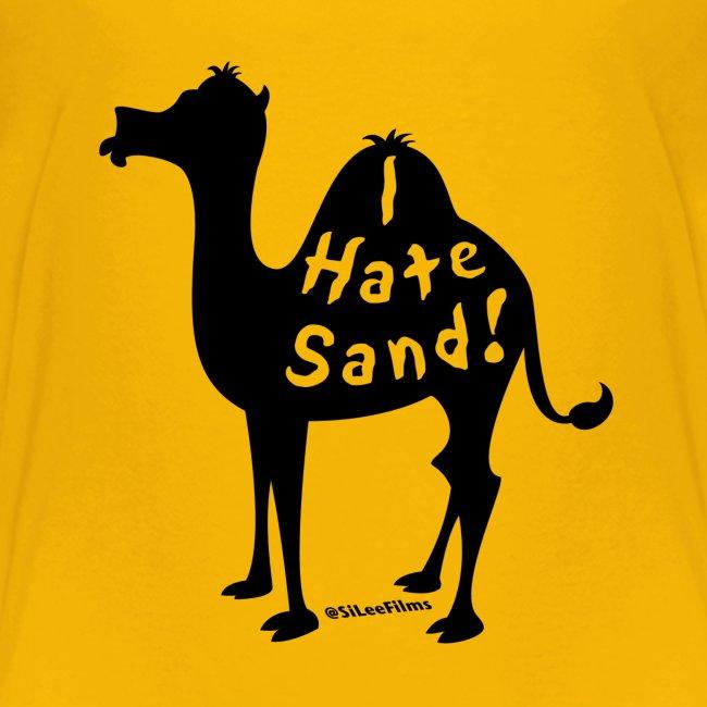 Camel Slogan T-Shirt
