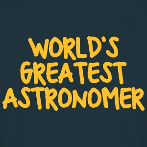 worlds greatest astronomer - Men's T-Shirt