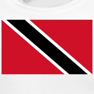 National flag of Trinidad and Tobago Accessories - Baby Organic Bib