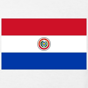 National Flag of Paraguay Skjorter - Økologisk T-skjorte for barn