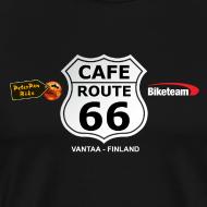 Grafiikka ~ CafeRoute66 t-shirt